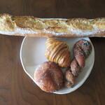 135070227 - Boulangerie Queue(パン)