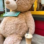 イエローピーチ - くまさんとメープルコーヒー