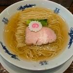 135074551 - 中華そば  肉2個 海老2個  1,130円