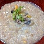 巣鴨三浦屋 - すっぽん雑炊