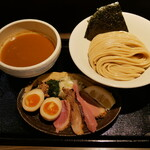 鴨出汁中華蕎麦 麺屋yoshiki - 料理写真:《特製鶏白湯つけ麺》