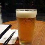 オリエンタルバル AKICHI - 生ビール