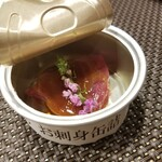Kagurazaka sushi tamura - 鰹