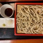 Souhonkesarashinahorii - 生粉打ち蕎麦