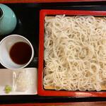 Souhonkesarashinahorii - 更科蕎麦