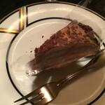 モンテローザ - チョコレートケーキ(2020.8.10)