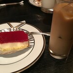 モンテローザ - デザートとドリンク(2020.8.10)