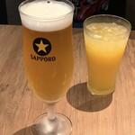 ナポリス ピッツァ&カフェ - ビール