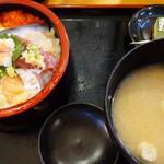 Sushisakabasushiichi - 海鮮丼ランチ980円税込