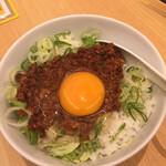 味仙  - 2020年8月時点  台湾丼¥770