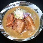 麺や 樂 - 味噌ラーメン