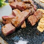 さくら亭 - 料理写真:ステーキランチ♡