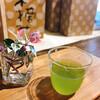 矢部園茶舗 - ドリンク写真:冷茶をサービスでいただきました~ありがたや!