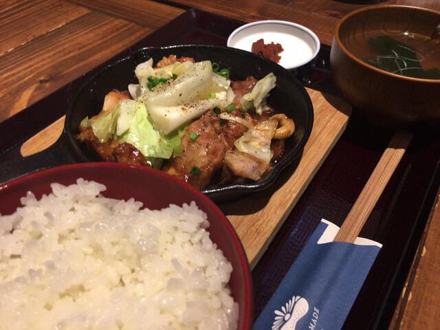 菊松食堂の料理の写真