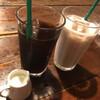 プー横丁 - ドリンク写真:アイスコーヒー 微糖 ミルクティー(アイス)微糖