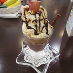 135099360 - 「ミニチョコレートバナナパフェ」