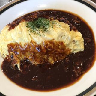 M&C Cafe - 料理写真:早矢仕オムライス