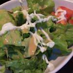 土の香 - サラダ
