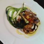 13510057 - 豚ロース肉のソテー バルサミコソース