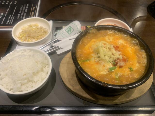 テナムの料理の写真