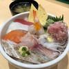 二代目ぐるめ亭 - 料理写真:海鮮丼 1100円