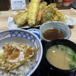 天丼 天たま家 - 料理写真: