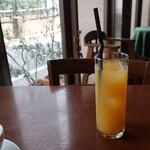 エノテカ・リオーネ - オレンジジュース