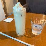カフェ・オハナ - アイスカフェモカホワイト