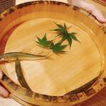 日本料理 鶴寿 - 鮎