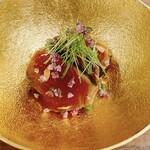 日本料理 鶴寿 - かつお