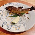 日本料理 鶴寿 - あゆ