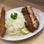 丸八とんかつ店 - 料理写真: