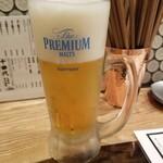 shigi39 - ビール 320円