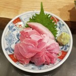 shigi39 - 生本マグロ 300円