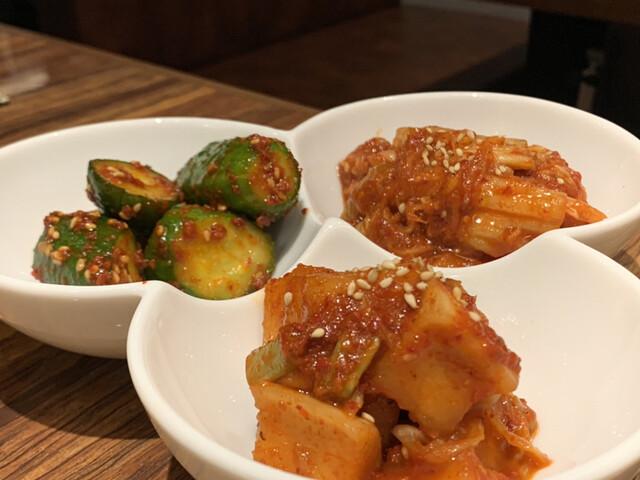 焼肉USONの料理の写真