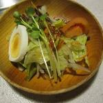 数寄家亭 - 料理写真:セットのサラダ
