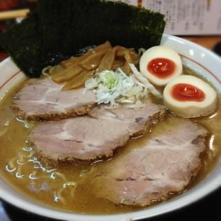 麺屋うさぎ - 2012/6再訪  特製らーめん(大盛)