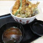天丼 天すけ - 料理写真:天丼松(780円+税)