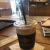 ゼブラ コーヒーアンドクロワッサン - ドリンク写真:アイスカフェラテ