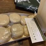 武田屋 八幡饅頭 - 料理写真: