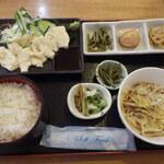 龍王 - 料理写真:生ゆば定食