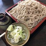 三河屋 - 料理写真:大もりそば 530円
