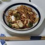 五福星 - 概ねレシピ通り(炒め野菜はちょっとアレンジ)に作ってみました