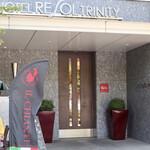 ホテルリソルトリニティ - 入り口