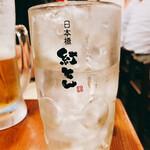 紅とん - 焼酎中の量検証委員会 活動中 三杯目 ※200円+税