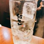 紅とん - 焼酎中の量検証委員会 活動中 二杯目 ※200円+税