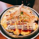 紅とん - とんぺい焼 380円+税