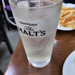 135143913 - 檸檬酒(ソーダ割) 550円
