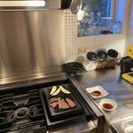 135145131 - 家で立ち食い焼き肉*\(^o^)/*