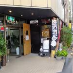&熊猫酒場 - 外観